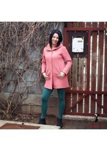 Neoprén kapucnis kabát